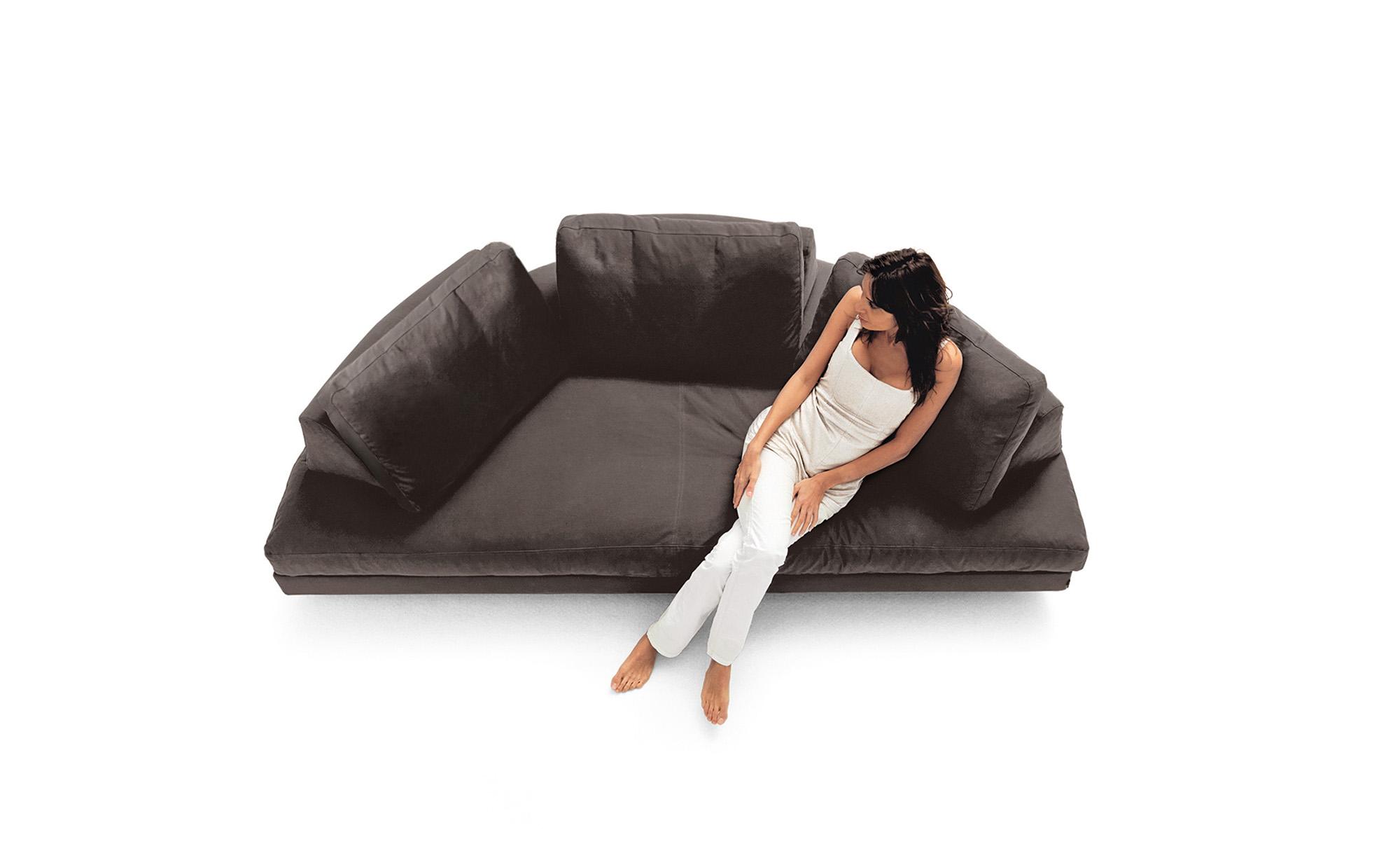 Divano componibile fly modelli 3d dema - Altezza schienale divano ...