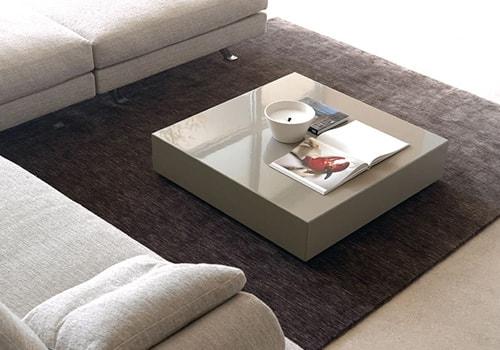 Tavolini Divano Cristallo : Tavolini bassi da divano dema