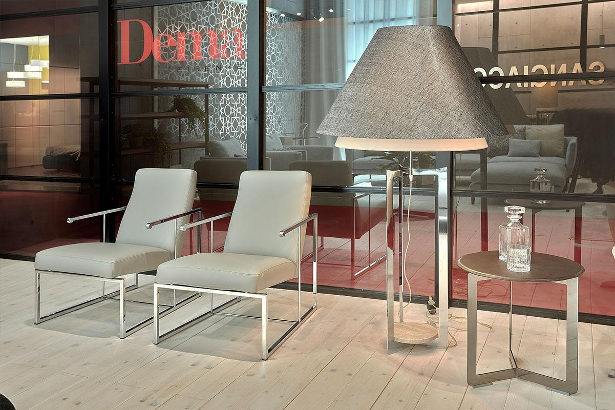 Divani componibili e di design dema for Design milano eventi