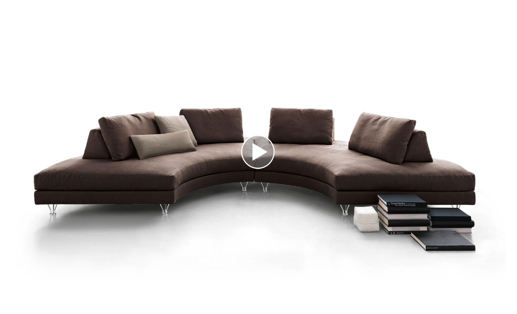 Dema divani componibili divani di design poltrone e for Poltrone minimal
